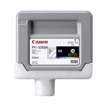 Canon Tintenpatrone schwarz (6657B001, PFI-306BK)