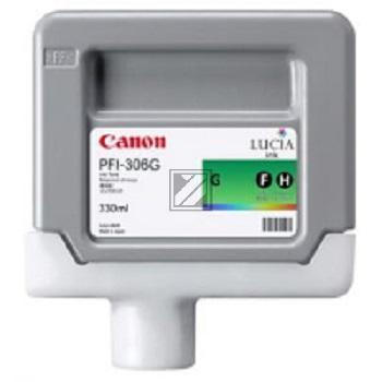 Canon Tintenpatrone grün (6664B001, PFI-306G)