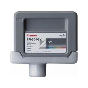 Canon Tintenpatrone grau (6666B001, PFI-306GY)