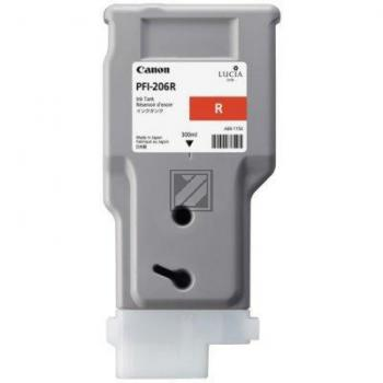 Canon Tintenpatrone rot HC (5309B001, PFI-206R)