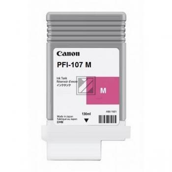 Canon Tintenpatrone magenta (6707B001, PFI-107M)