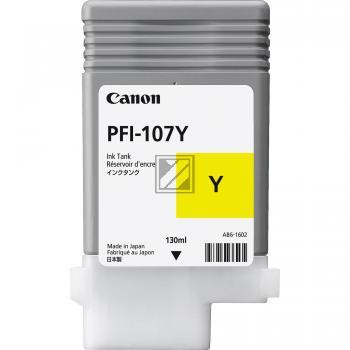 Canon Tintenpatrone gelb (6708B001, PFI-107Y)