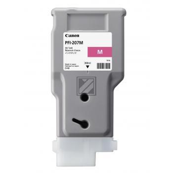 Canon Tintenpatrone magenta HC (8791B001, PFI-207M)