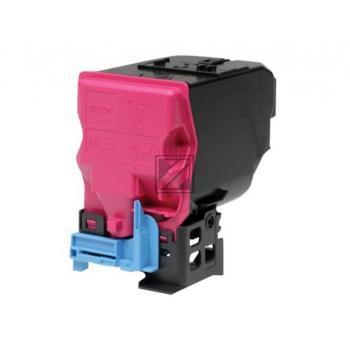 Epson Toner-Kit magenta (C13S050748, 0748)