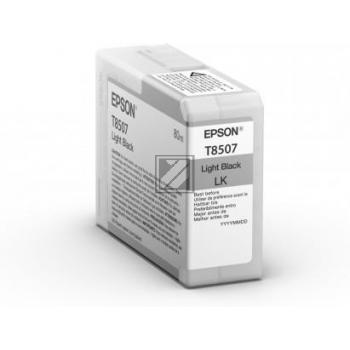 EPSON     Tintenpatrone    light schwarz