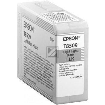 Epson Tintenpatrone schwarz light (C13T850900, T8509)
