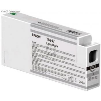 Epson Tintenpatrone schwarz light (C13T824700, T8241)