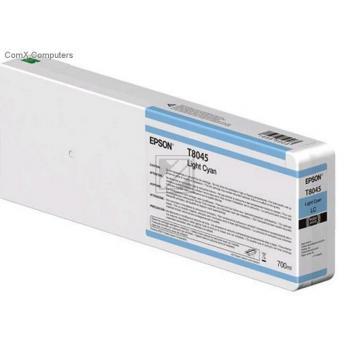 Epson Tintenpatrone cyan light (C13T804500, T8045)