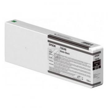 Epson Tintenpatrone schwarz matt (C13T804800, T8048)