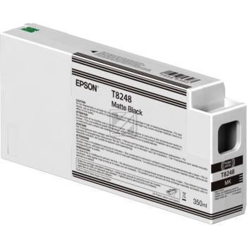 Epson Tintenpatrone schwarz (C13T824800, T8248)