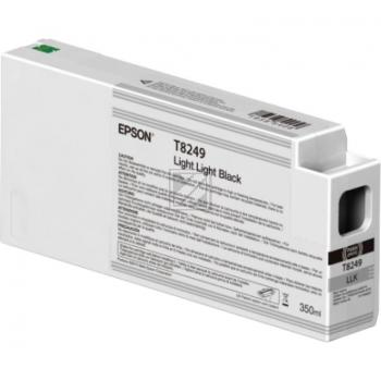 Epson Tintenpatrone schwarz light, light (C13T824900, T8249)