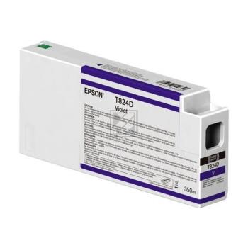 Epson Tinte lila (C13T824D00, T824D)