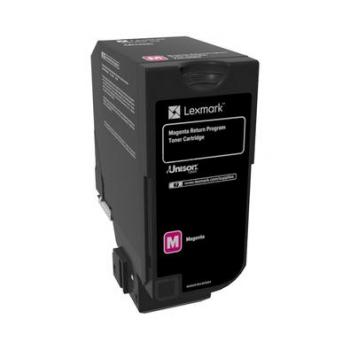 Lexmark Toner-Kit Return Return magenta (74C20M0)