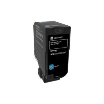 Lexmark Toner-Kit Return Return schwarz HC (74C2SK0)