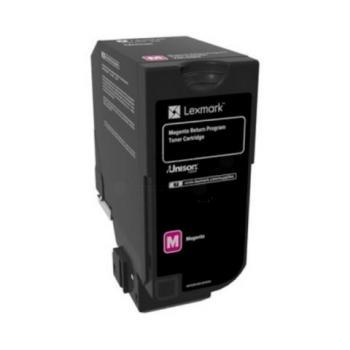 Lexmark Toner-Kit Return Return magenta HC (74C2SM0)