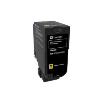 Lexmark Toner-Kit Return Return gelb HC (74C2SY0)