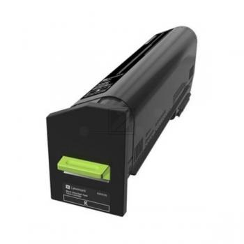 Lexmark Toner-Kit Return schwarz HC plus + (82K2UK0)