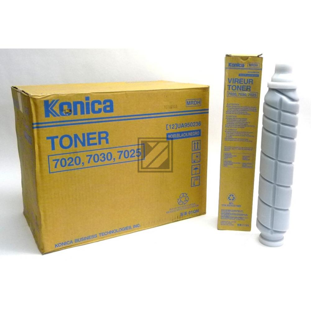 Minolta Toner-Kartusche schwarz (451-8512)