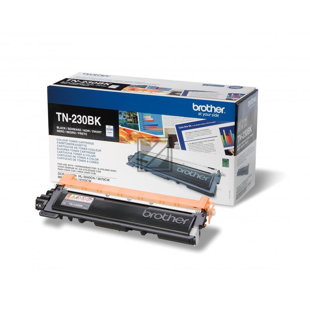Brother Toner-Kit schwarz (TN-230BK)