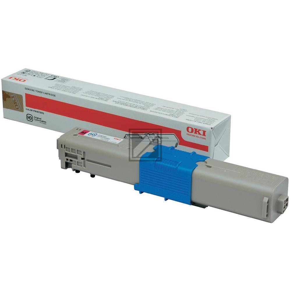 OKI Toner-Kit magenta (44973534)