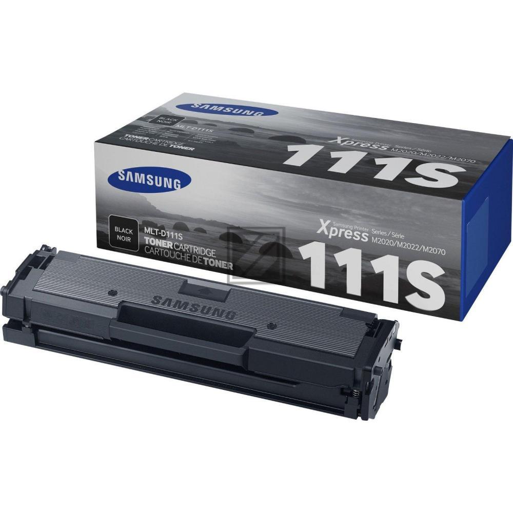 Samsung Toner-Kartusche schwarz (SU810A, 111S)