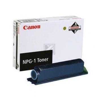 Canon Toner-Kit schwarz (1372A005, NPG-1)