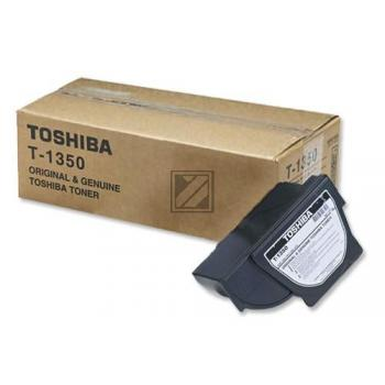 Toner f. Toshiba T 1340/1350/1360 [T-1350E] [66084567] black