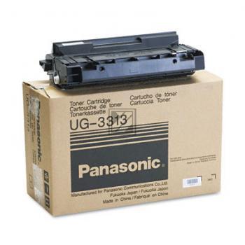 Toner f. Panasonic UF-550/770 [UG-3313] black