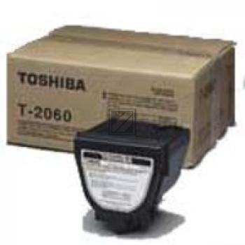 Toner f. Toshiba BD 2060 [T-2060E] [66062042] (1x300gr) black
