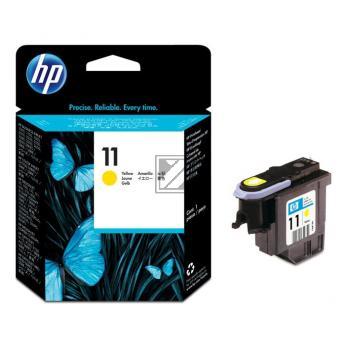 HP Tintendruckkopf gelb (C4813A, 11)