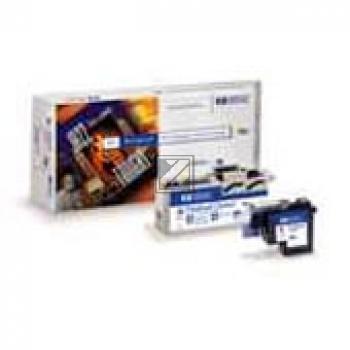 HP Tintendruckkopf Tintendruckkopf Reiniger cyan light (C4954A, 81)