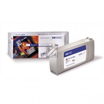 HP Tintenpatrone magenta light (C4935A, 81)