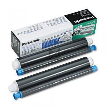 Panasonic Thermo-Transfer-Rolle schwarz (KX-FA55X)