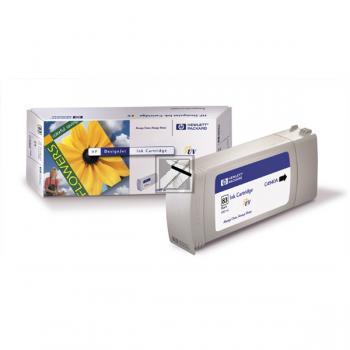 HP Tintenpatrone UV-Tintensystem schwarz (C4940A, 83)