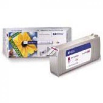 HP Tintenpatrone UV-Tintensystem magenta (C4942A, 83)