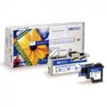 HP Tintendruckkopf Tintendruckkopf Reiniger UV-Tintensystem schwarz (C4960A, 83)