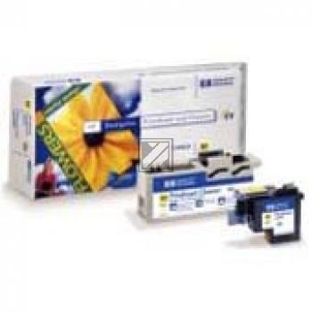 HP Tintendruckkopf Tintendruckkopf Reiniger UV-Tintensystem gelb (C4963A, 83)