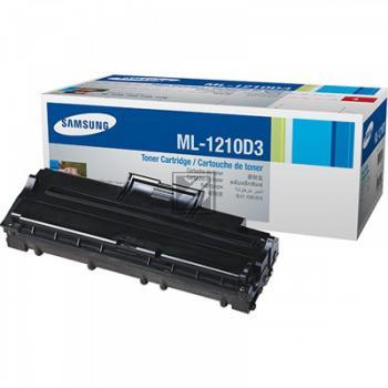 Samsung Toner-Cartridge black (ML-1210D3, 1210)
