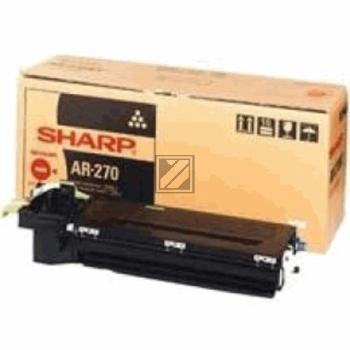 Sharp Toner-Kit black (AR-270LT)
