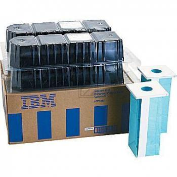 IBM Toner-Kit (Versione 2) 4 x black 4-Er Pack (69G7377)