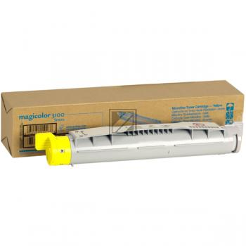 QMS Toner-Kit gelb (171-0490-002)