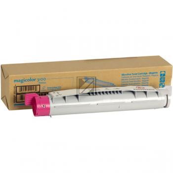 QMS Toner-Kit magenta (171-0490-003)
