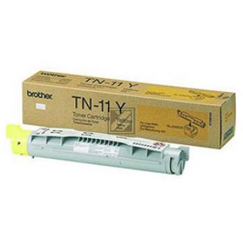 Brother Toner-Kit yellow (TN-11Y)