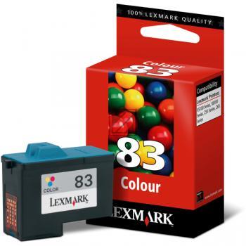 Lexmark Ink-Printhead colored (018L0042 18L0042 18L0042E, 83)