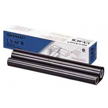 Sharp Thermo-Transfer-Roll black (UX-6CR)