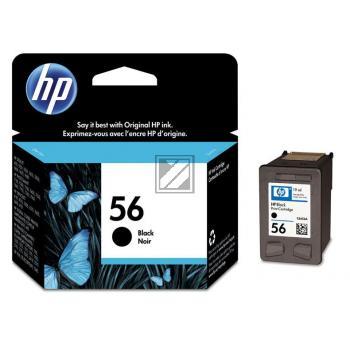 HP Ink-Printhead black HC (C6656AE, 56)