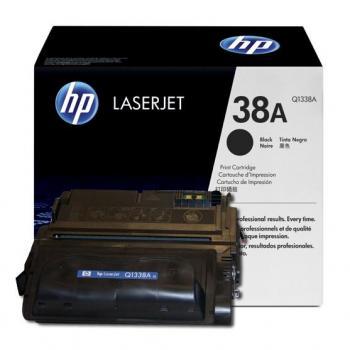 HP Toner-Kartusche schwarz (Q1338A, 38A)