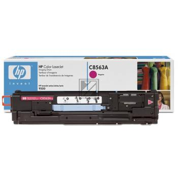 HP Fotoleitertrommel magenta (C8563A, 822A)
