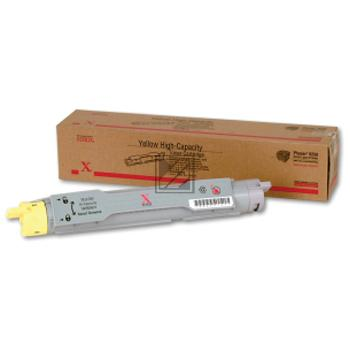 Xerox Toner-Kit gelb HC (106R00674)
