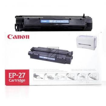 Canon Toner-Kartusche schwarz (8489A002, EP-27)